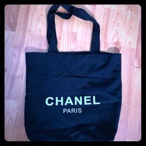 Chanel beauty VIP tote